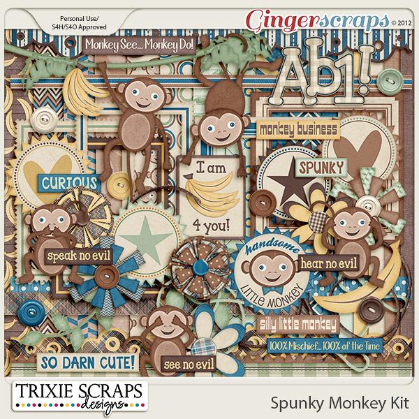 Spunky Monkey Kit