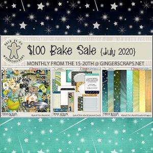 July 2020 Bake Sale