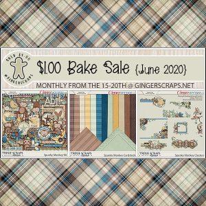 June 2020 Bake Sale