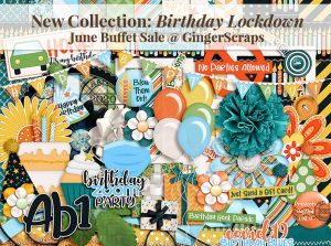 New Birthday Lockdown Collection