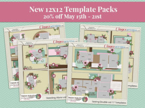 New Templates 20% off