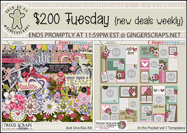 $2 Tuesday for June 9