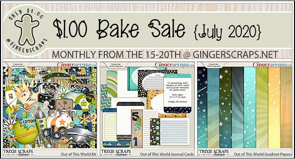 July 2020 Bake Sale