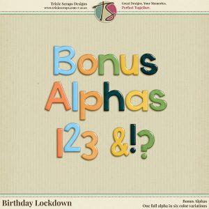 Bonus Alphas