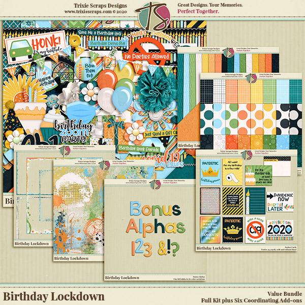 New Birthday Lockdown Collection