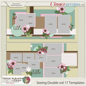 Seeing Double vol 17 templates