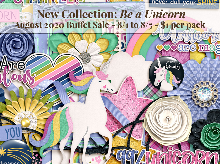 New Be a Unicorn Collection