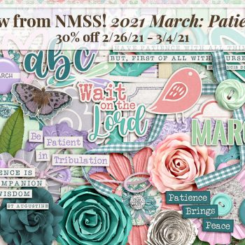 2021 March Patience Collection