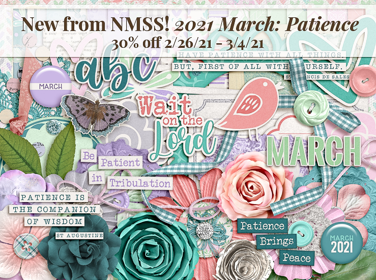 March 2021 Patience Collection from NMSS