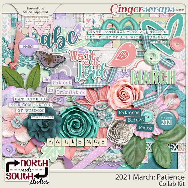 March 2021 Patience Collection