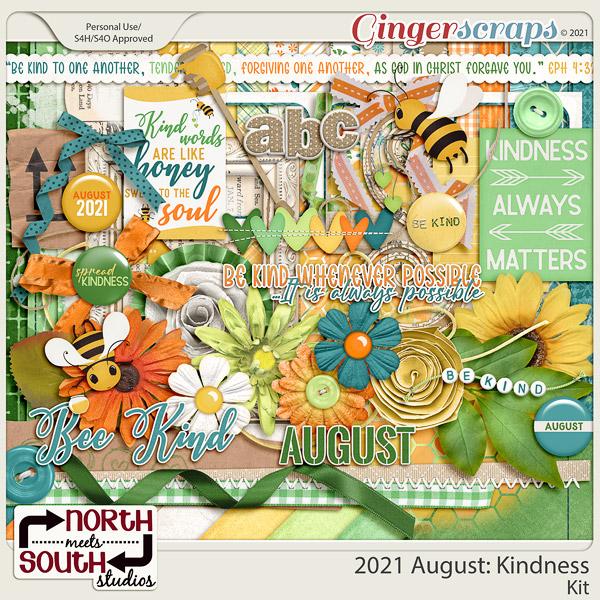 August 2021 Kindness Kit