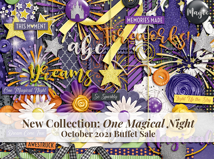 October 2021 Buffet Sale – One Magical Night